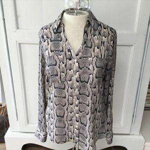 Express Portofino Snake print Shirt